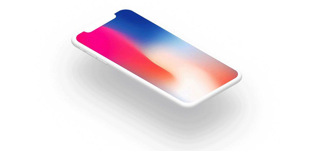 Figma Isometric iPhones mockups - FigmaCrush com