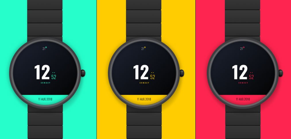 Digital Watch Mockups
