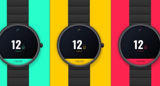 Digital Watch Mockups