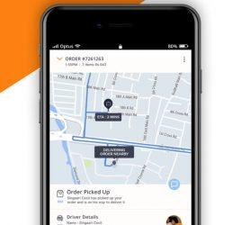 Swiggy mobile redesign