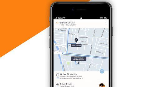 Swiggy mobile redesign