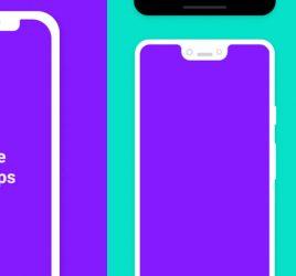 Figma mobile devices mockups
