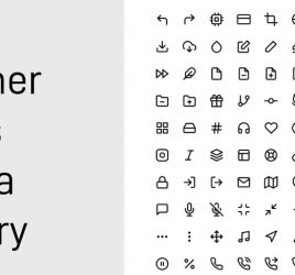 Feather icons - Free Figma icon set