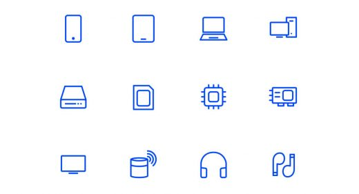 Free Air icon set for Figma