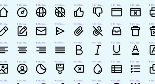 Evericons - Free Figma Icon set