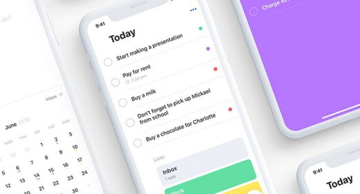 Tasker - ToDo App template
