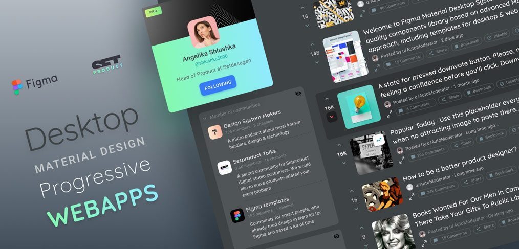 Figma Templates, UI kits and Freebies - Free Figma resources