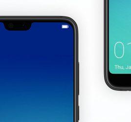 Huawei P20 Figma mockups