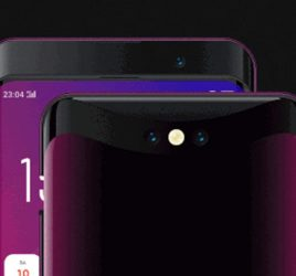 OPPO Find X Mockups for Figma