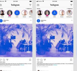 Instagram responsive layout for FIgma