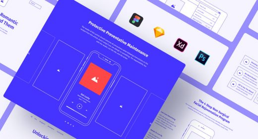 Method Figma Wireframe Kit (Premium)