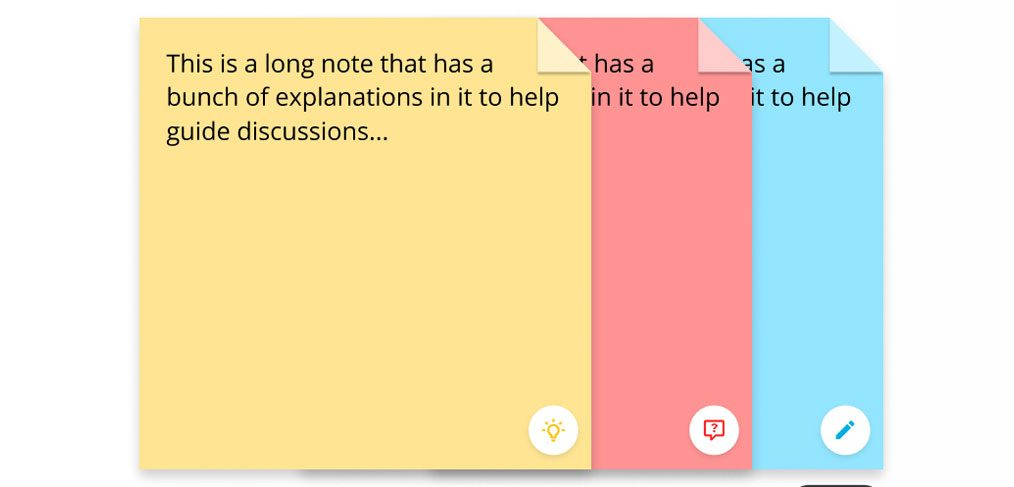 Sticky Notes Figma Template