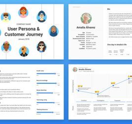 User Personas Figma template