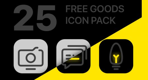 25 Figma free icon set