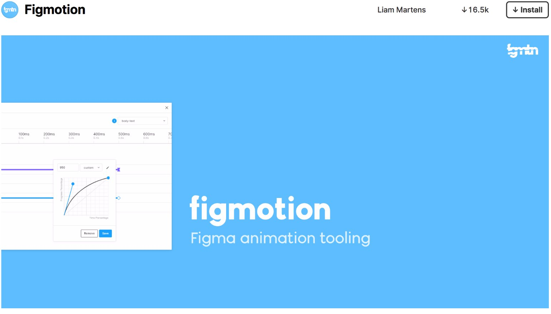 Figmotion Figma Plugin