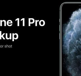 iPhone 11 Pro Figma mockup