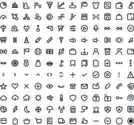 Line - Free Figma icon set