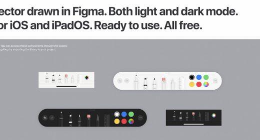 PencilKit UI for Figma