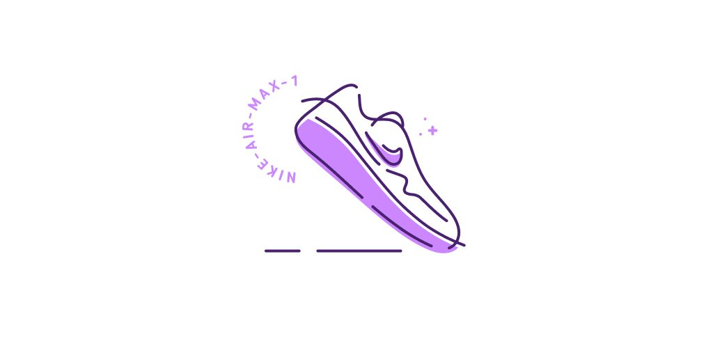 Free Sneakers Icons for Figma