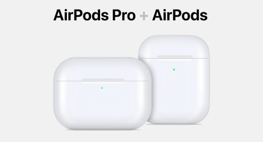 AirPods Figma vector mockup