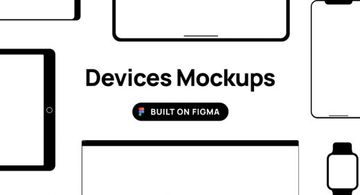 Free Figma devices mockups