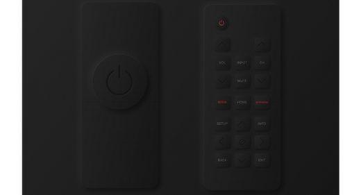 Remote control Figma illustration