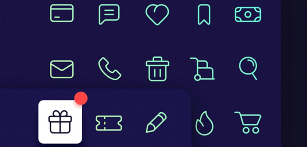 20 free Figma essential icons