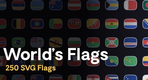 World Flags free SVG and Figma