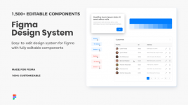 Massive Figma Premium Design System