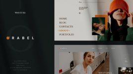 Orabel Web UI Kit for Figma