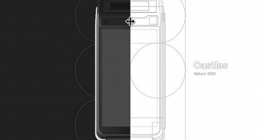 SmartPOS device Figma mockup